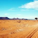 Les grandes étendues du Maroc